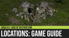Diablo II: Locations Guide
