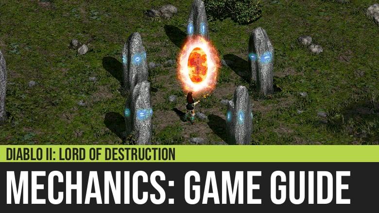 Diablo II: Game Mechanics