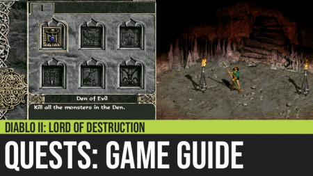 Diablo II: Quests Guide