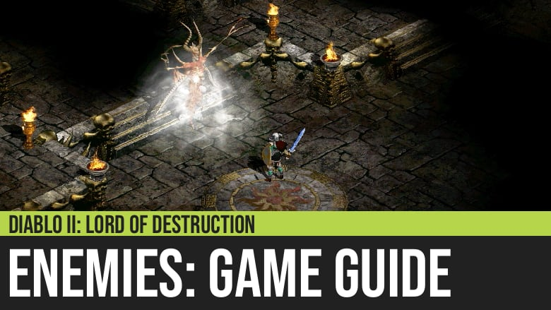 Diablo II: Enemies Guide
