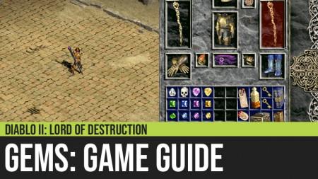 Diablo II: Gems Guide