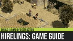 Diablo II: Hirelings Guide