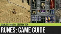 Diablo II: Runes Guide