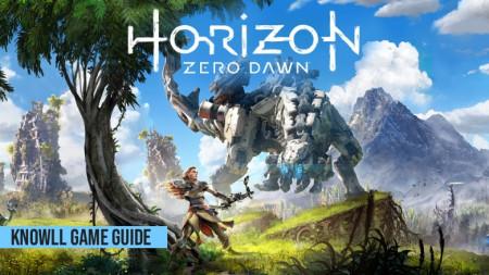 Horizon Zero Dawn: Complete Edition - Game Guide