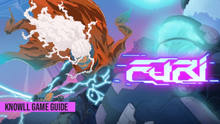 Furi - Game Guide