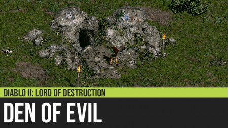 Diablo II: Den of Evil - Quest Guide