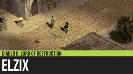 Diablo II: Elzix