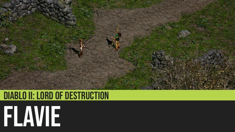 Diablo II: Flavie
