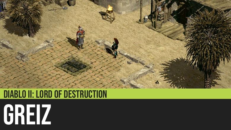 Diablo II: Greiz