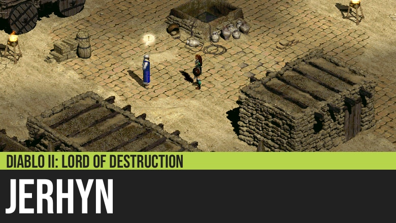 Diablo II: Jerhyn