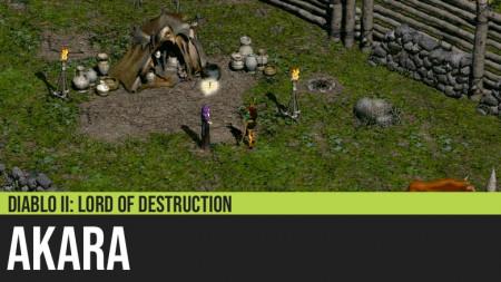 Diablo II: Akara