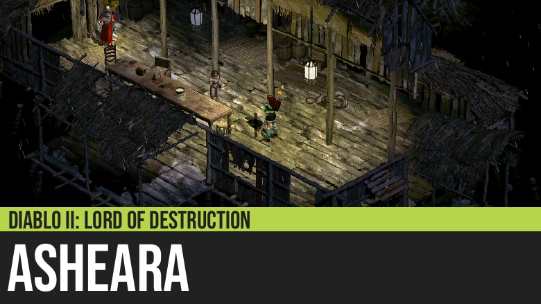 Diablo II: Asheara