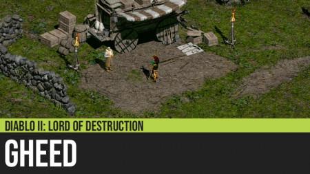Diablo II: Gheed