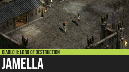 Diablo II: Jamella