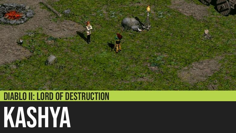 Diablo II: Kashya