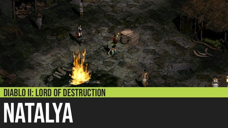 Diablo II: Natalya