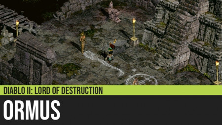 Diablo II: Ormus