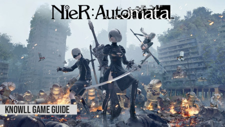 Nier Automata - Game Guide