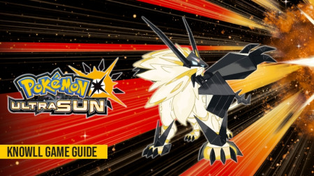 Pokemon Ultra Sun and Ultra Moon - Game Guide