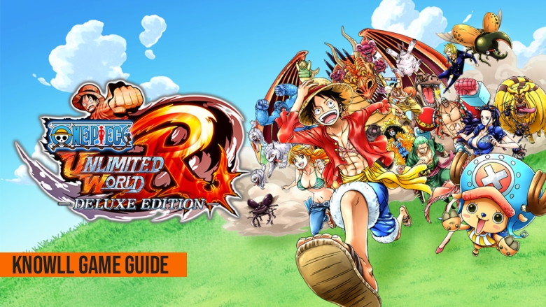 One Piece: Unlimited World Red - Game Guide