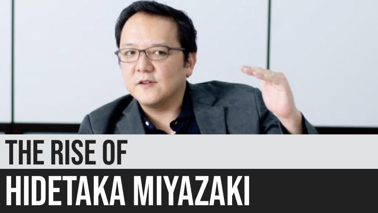 The Rise of Hidetaka Miyazaki