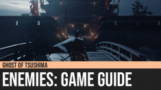 Ghost of Tsushima: Enemies Guide