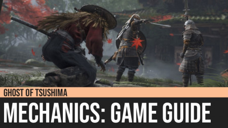 Ghost of Tsushima: Game Mechanics