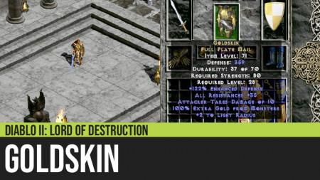 Diablo II: Goldskin