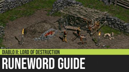 Diablo II: Ancient's Pledge Runeword