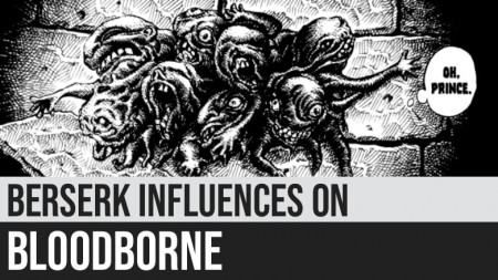 Complete List of Berserk Influences on Bloodborne