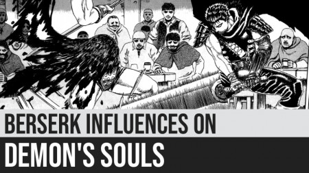 Complete List of Berserk Influences on Demon's Souls