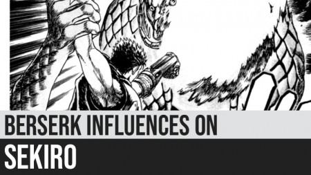 Complete List of Berserk Influences on Sekiro