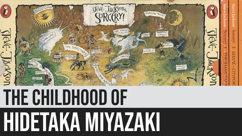 The Childhood of Hidetaka Miyazaki
