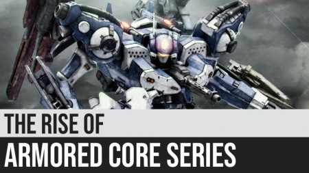 The Rise of Armored Core Series