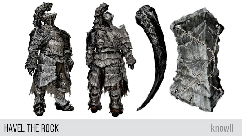 Havel the Rock