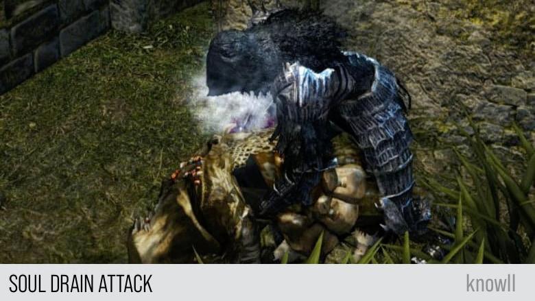 Soul Drain Attack