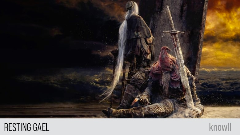 Gael Dark Souls III Cover