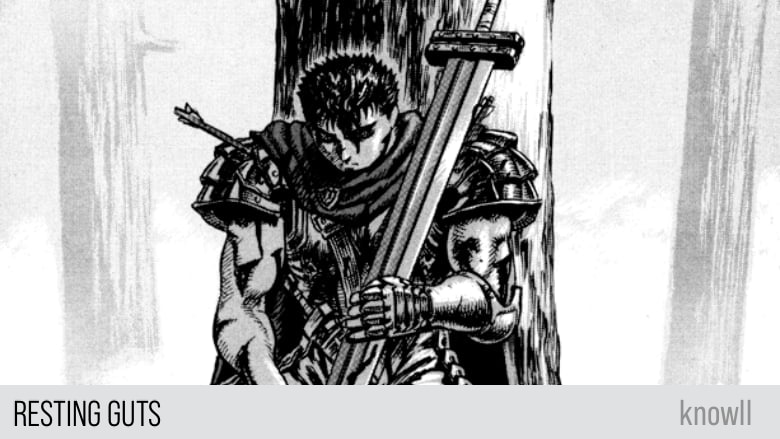 Guts Berserk Cover - Chapter 7: Prepared for Death