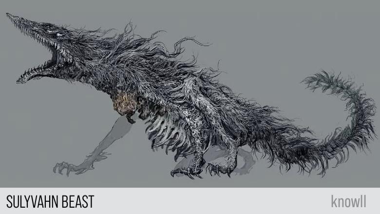 Sulyvahn Beast