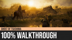 Ghost of Tsushima: 100% Walkthrough
