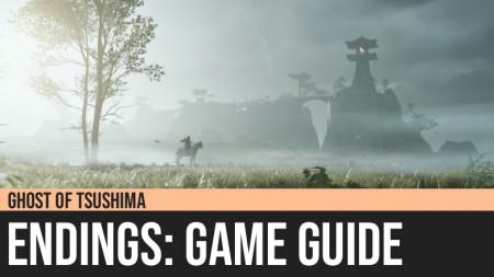 Ghost of Tsushima: Endings Guide