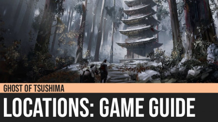 Ghost of Tsushima: Location Guide