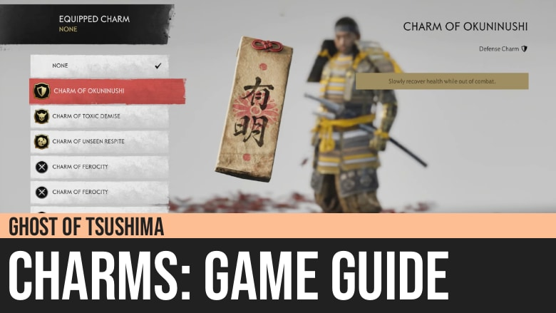Ghost of Tsushima: Charm of Mizu-No-Kami