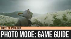 Ghost of Tsushima: Photo Mode Guide