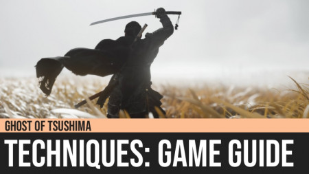 Ghost of Tsushima: Techniques Guide