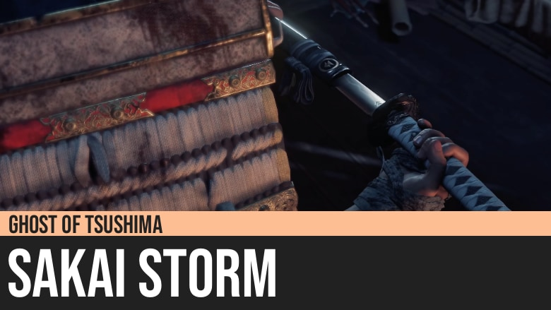 Ghost of Tsushima: Sakai Storm