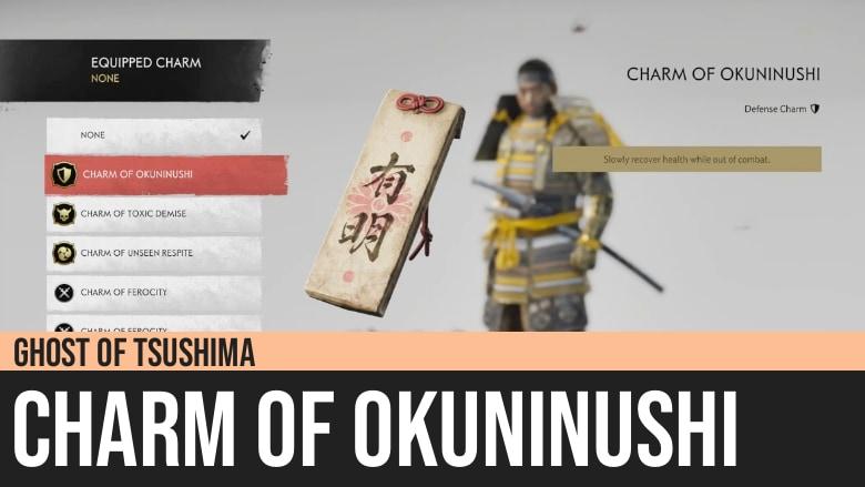 Ghost of Tsushima: Charm of Okuninushi