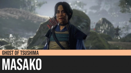 Ghost of Tsushima: Masako