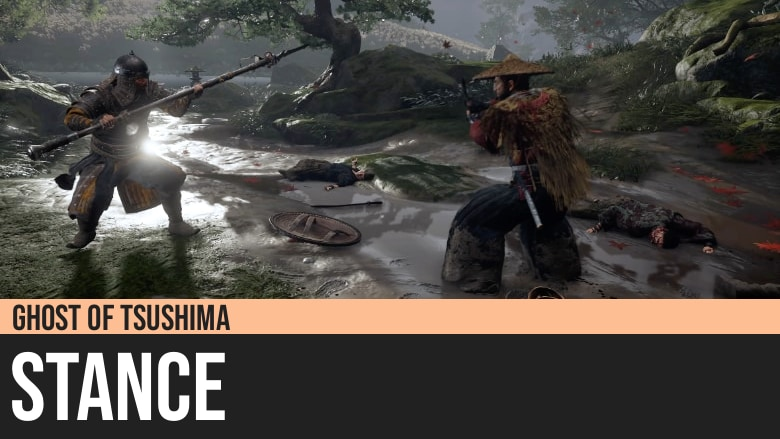 Ghost of Tsushima: Stance