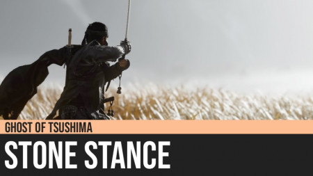 Ghost of Tsushima: Stone Stance